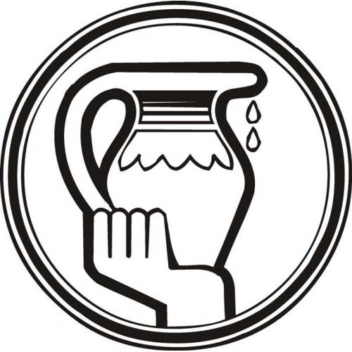 Водолей (знак зодиака Водолей) .